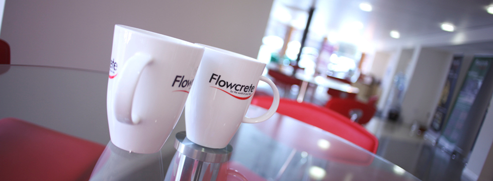 About Flowcrete Middle East
