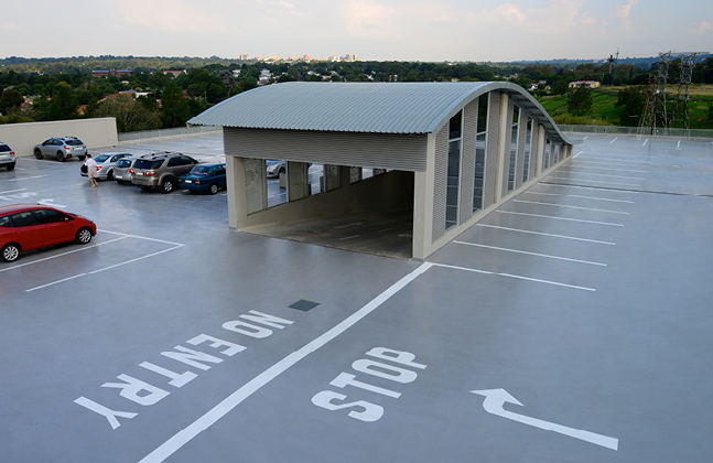 Assured Protection For Car Parks With Flowcrete Group's Deckshield System