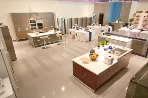 IDdesign Decorates in Abu Dhabi with Flowcrete Floors