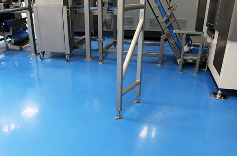 Bakers Circle Expands into Middle East on Flowcrete Floors