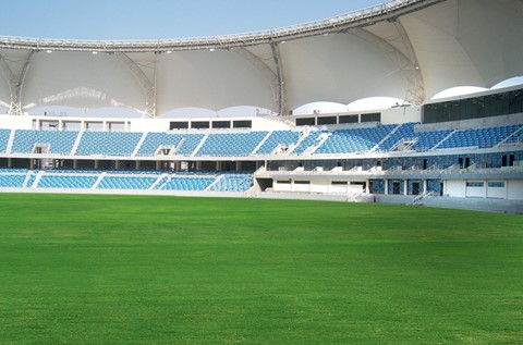 Isocrete Takes Multiple Wickets at Dubai Cricket Ground