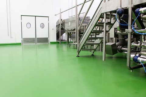 Flowfresh Flooring Fits the Bill at Fit Fresh