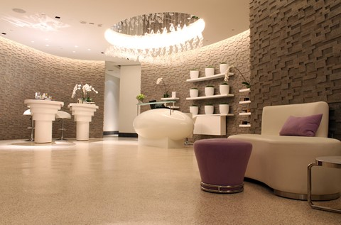 Accor Installs Decorative Resin Terrazzo in New Sofitel Hotel